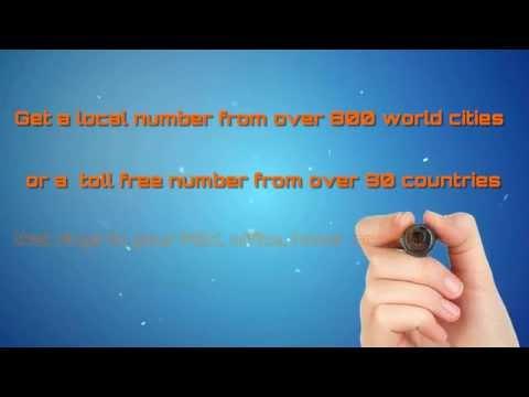 World Call Forwarding Phone Numbers