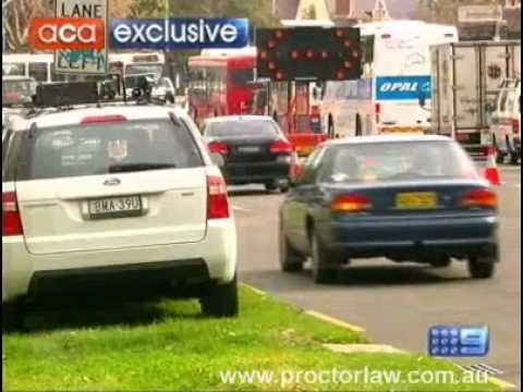 Traffic Lawyer - Mobile Speed Cameras - NSW