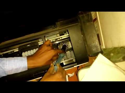 How to Clean Epson L800 Inkjet Printer ink Pad | Fix Mismatch Color