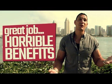 Fantastic First Job But... HORRIBLE BENEFITS