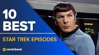 10 Best Star Trek Episodes