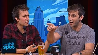 NEW HOST AUDITIONS - On The Spot #95
