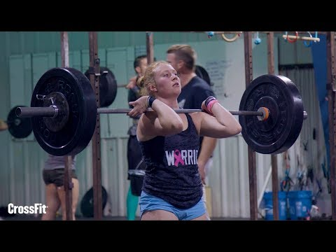 Jordan's Journey: Battling Breast Cancer With CrossFit