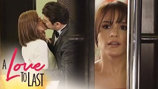A Love To Last: Grace sees Andrea and Anton kissing   Episode 69