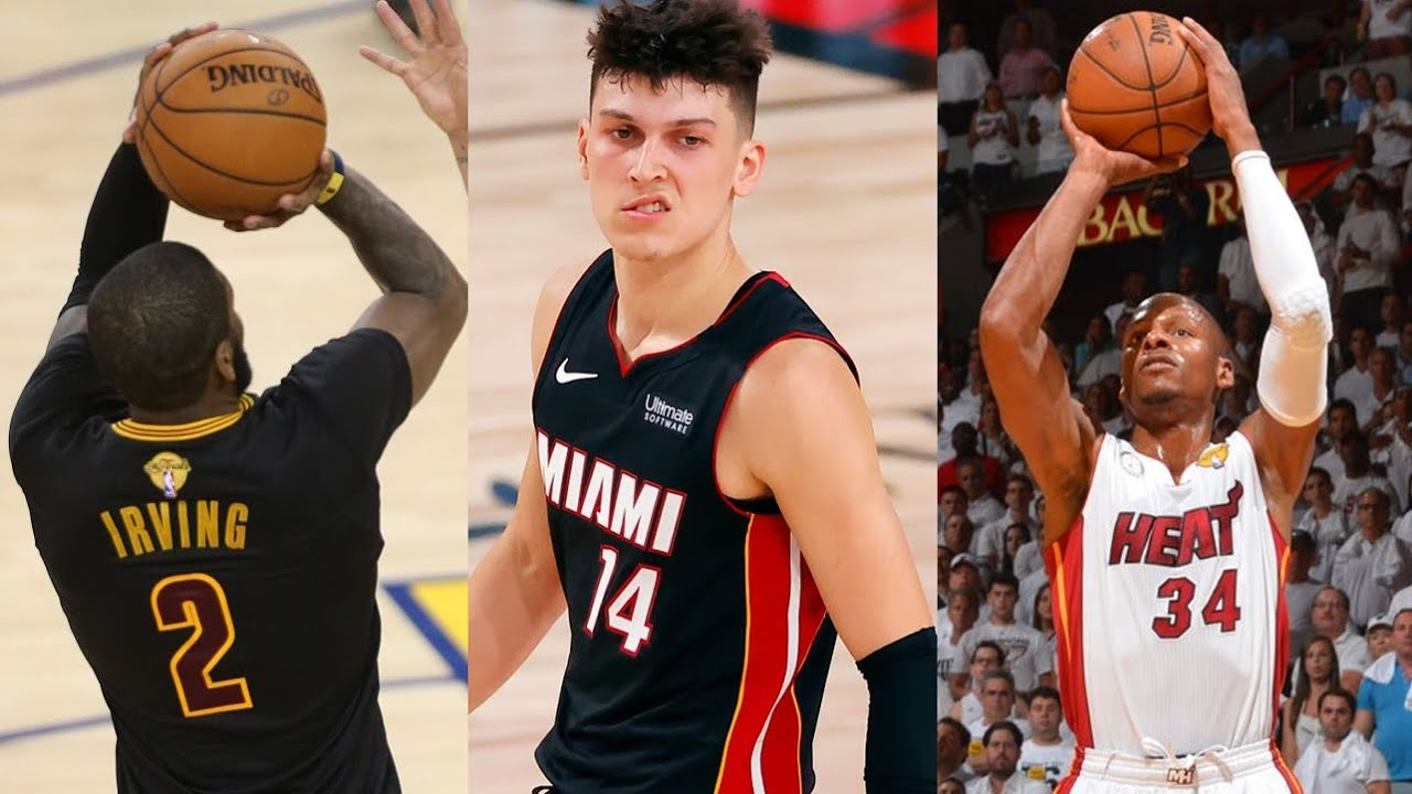NBA - Most CLUTCH Finals Moments