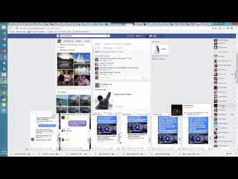 Building Your OneLife Business with Facebook Private Messages.