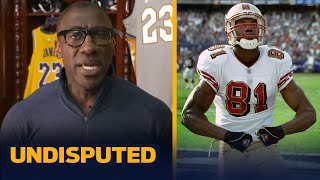 Shannon Sharpe agrees T.O. is the best player to wear #81   NFL   UNDISPUTED