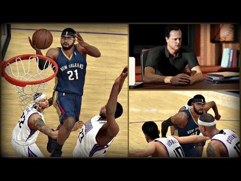 NBA 2K14 Next Gen MyCAREER - Time For A Change? PS4