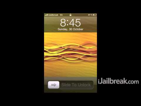 iSlideText Cydia Tweak: Easily Change The Slide To Unlock Text On Lockscreen