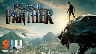 Black Panther Final Trailer Breakdown! - SJU