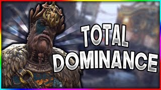 [For Honor] Total Dominance - Brawls with Illest Truth