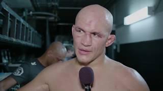 """Fight Night Boise: Junior Dos Santos - """"I"""