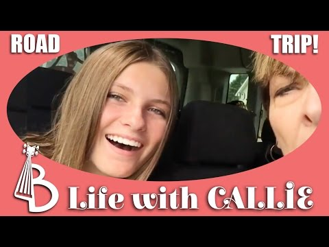 Driving Across the Country - Life With Callie