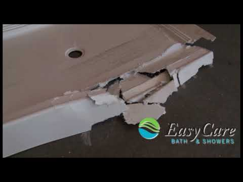 EasyCare Bath & Showers - Strong, Durable & Easy to Clean Shower Pans