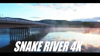 Ultimate Snake River drone footage in 4K