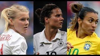 The Best FIFA Women