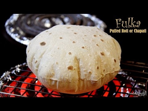 How to Make Roti, Phulka, Chapati Recipe on Electric Stove, Tawa | Make puffed Roti, Chapati in USA