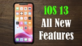 Download iOS 13 Released - All New and Best Features Video