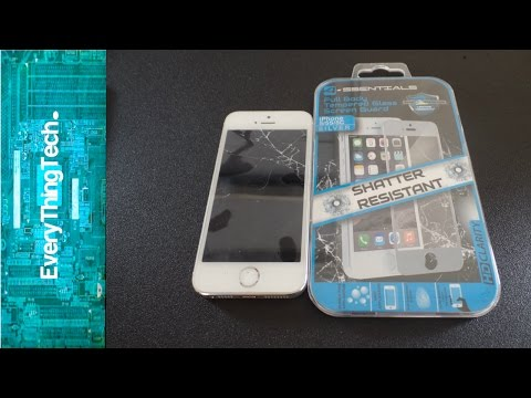 Do Tempered Glass Screen Protectors work?