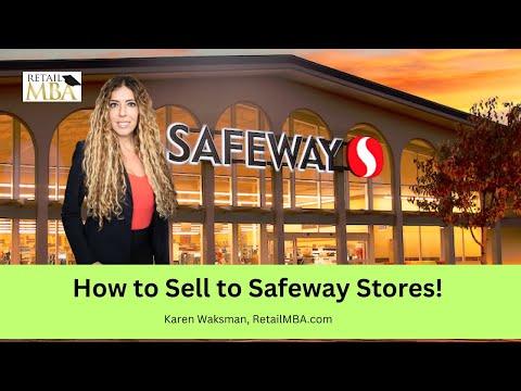 Safeway Vendor - How to Become a Safeway Vendor