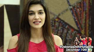 """Dabangg Is Salman Khan"": Kriti Sanon 