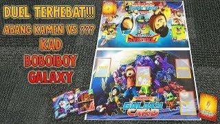Gempaknya Card Battle Pek Unggul Official Boboiboy Galaxy Card
