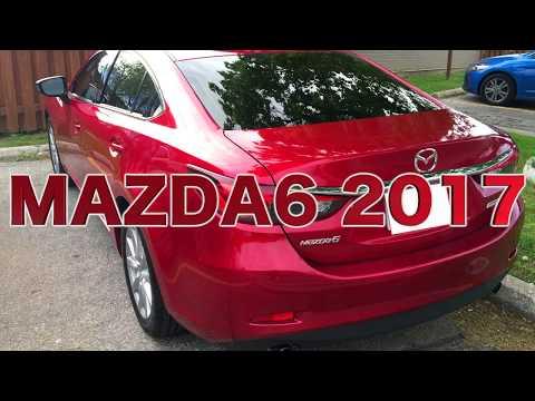 Mazda6 2017 Interior || Quick Review