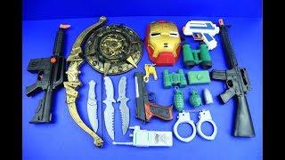Box of Toys ! GUNS BOX Toys Military & Police equipment   Gun toy (24)