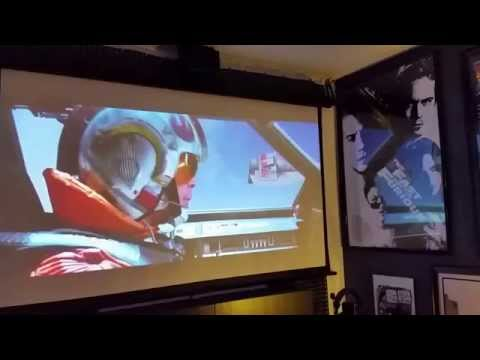Small Home Theater/ManCave Ideas (Part 1).