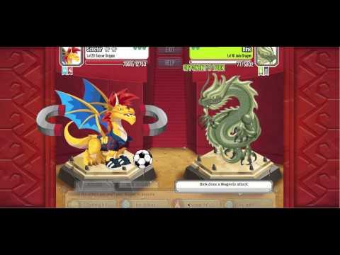 Dragon City, Stadium Combat