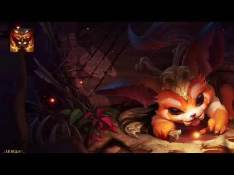 [S4]Gnar's Abilities and Building Options