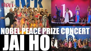 A.R. Rahman | Jai Ho | Nobel Peace Prize Concert 2010 | Nakul Dev Mahajan Choreography