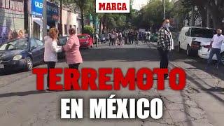 Así se sintió el terremoto de México I MARCA