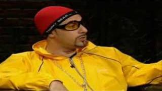 Ali G  on human rights
