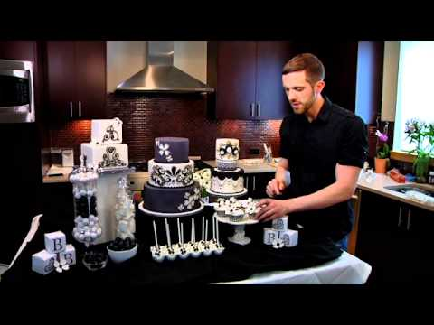 Modern Piping: Online Cake Decorating Classes with Joshua John Russell