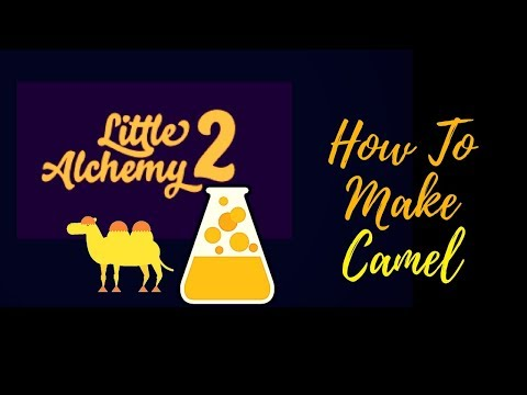 Little Alchemy 2-How To Make Camel Cheats & Hints