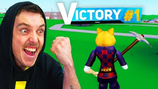 I Played Roblox FORTNITE (actually good)