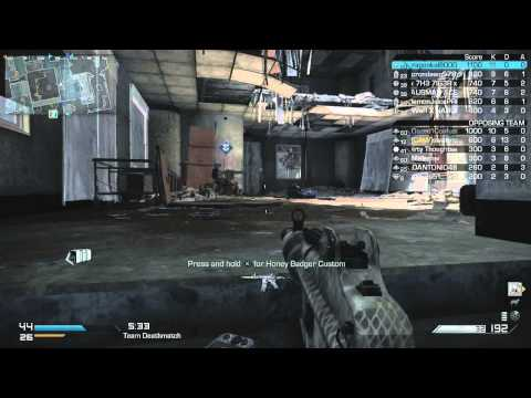 Call of Duty Ghosts - TDM - Tremor (12/17/2013) - (75-39) - ***
