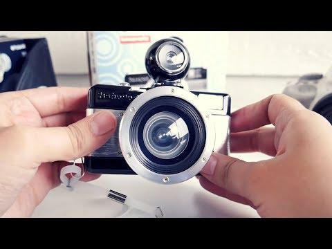 Lomography Fisheye 2 Unboxing | 35mm Film