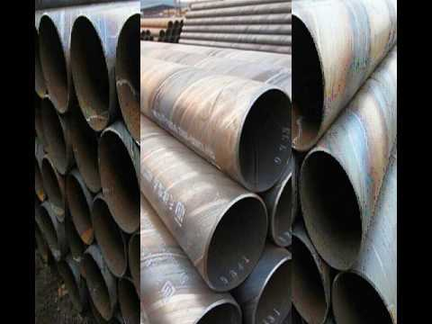 erosion resistant Galvanized steel pipe construction material