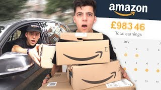 Download I Worked a Job At Amazon for a Week & Made £ Video