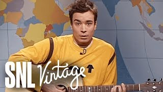 Weekend Update: Jimmy Fallon on Trick-or-Treating - SNL