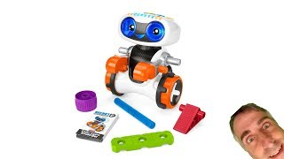 Fisher-Price Think & Learn Code 'n Learn Kinderbot - FIRST LOOK