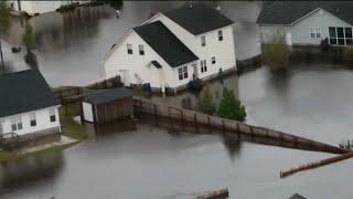 Carolinas work to rebuild in the wake of Hurricane Florence