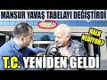 Download  Mansur Yavaş Ankara Büyükşehir'e T.C ibaresi ekledi Halk ne dedi? (Sokak röportajı) MP3,3GP,MP4