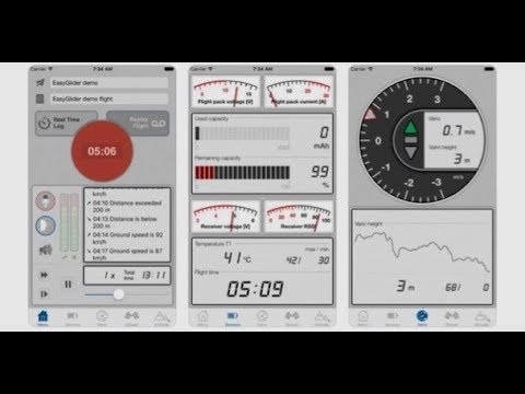 Taranis FrSKY Telemetry Display On An iPad & iPhone  (iMSB.ch)