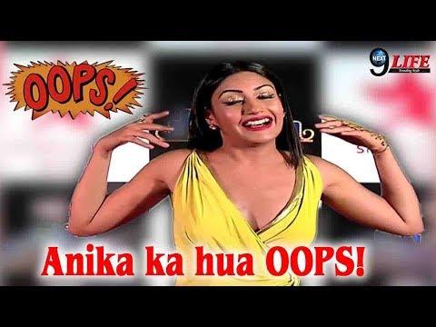Xxx Mp4 Ishqbaaz Actress Anika Aka Surbhi Chandana Oops Moment On Stage Next9life 3gp Sex