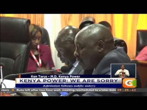 Gov't admits inflating power bills