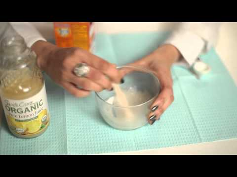 How to Remove Hair Color With Lemon Juice & Baking Soda : Skin Care & Treatments