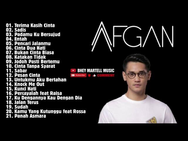 Download AFGAN    FULL ALBUM TERBAIK DAN TERPOPULER MP3 Gratis